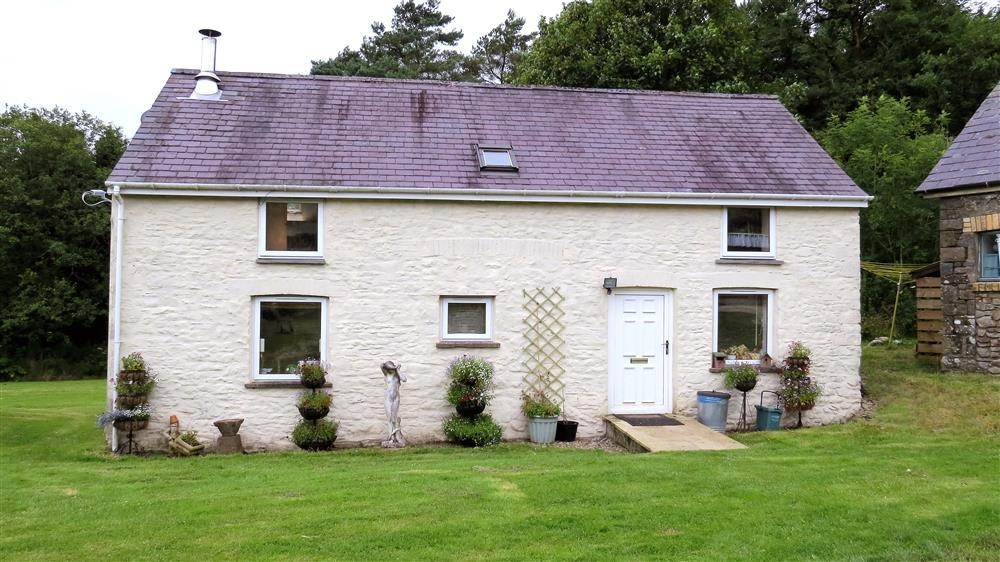 Brechfa Forest Cottage - Horeb - Sleeps 4 - Ref 2195