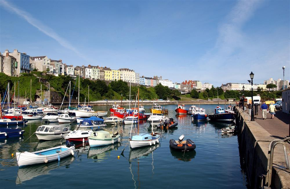 Photograph of 09-Tenby Harbour Pembrokeshire - 2049