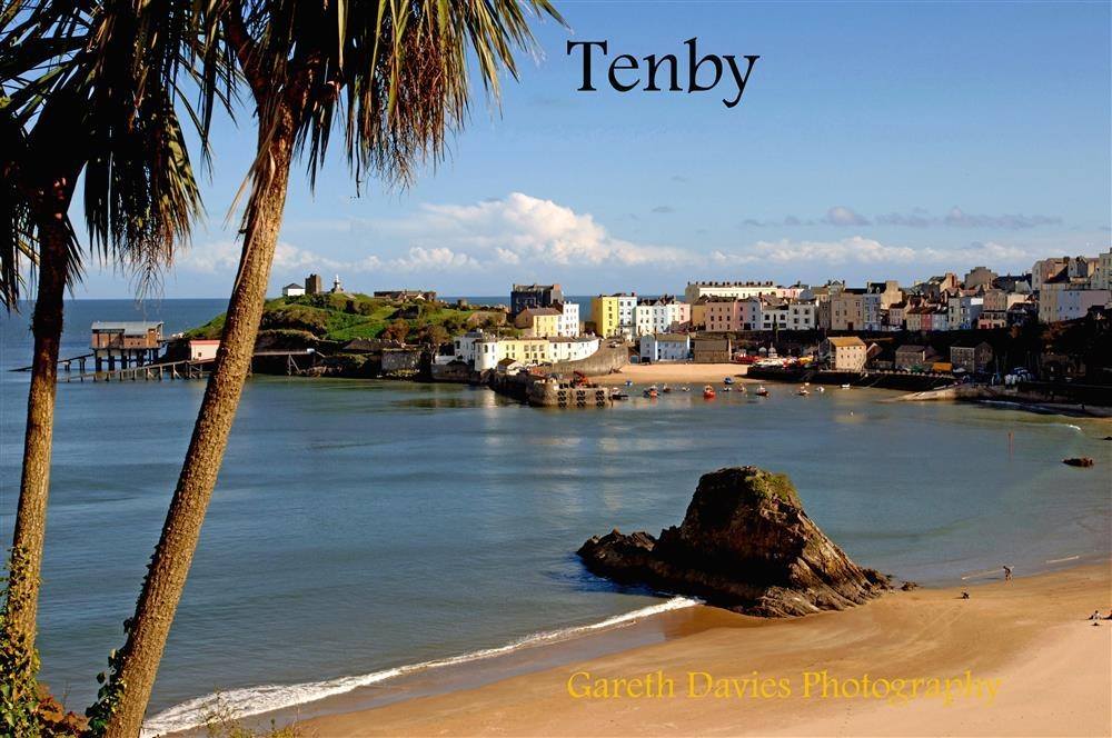 Photograph of 521-extra tenby-harbour