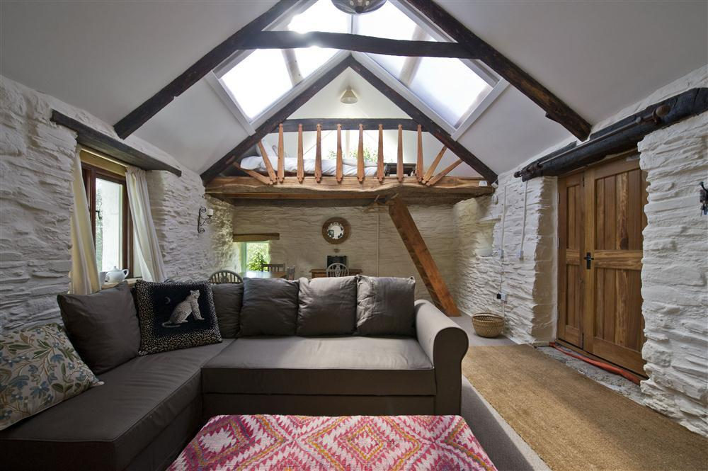 Studio Cottage with sleeping gallery - Mynachlogddu - Preseli Hills - Sleeps 2 - Ref 2088
