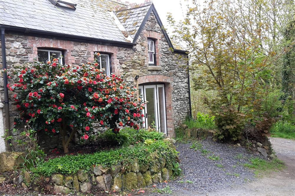 Pretty woodland cottage, a perfect getaway for a couple or a small family  Sleeps: 4  Property Ref: 2224