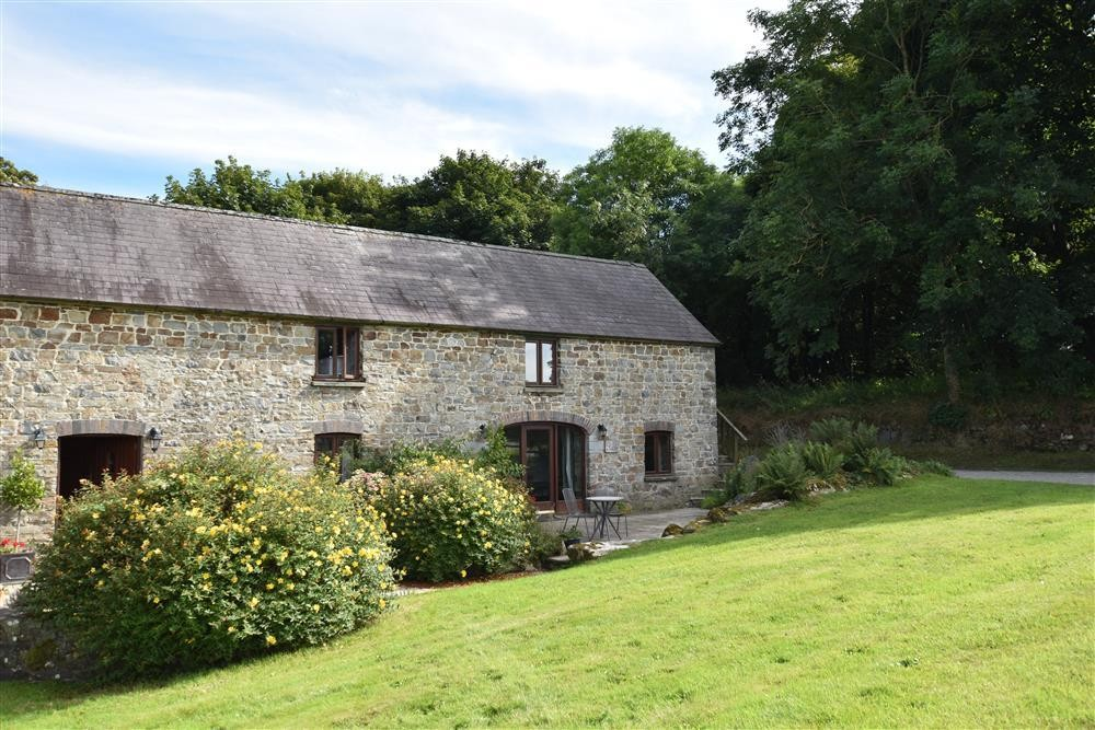 Holiday Cottage for two near Moylegrove
