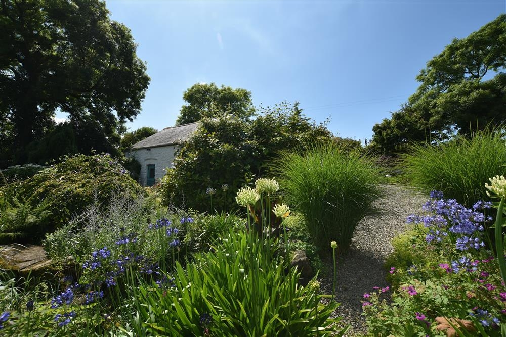 Dyffryn Fernant Garden Cottage - Dinas Cross - Sleeps 3 - Ref 2199