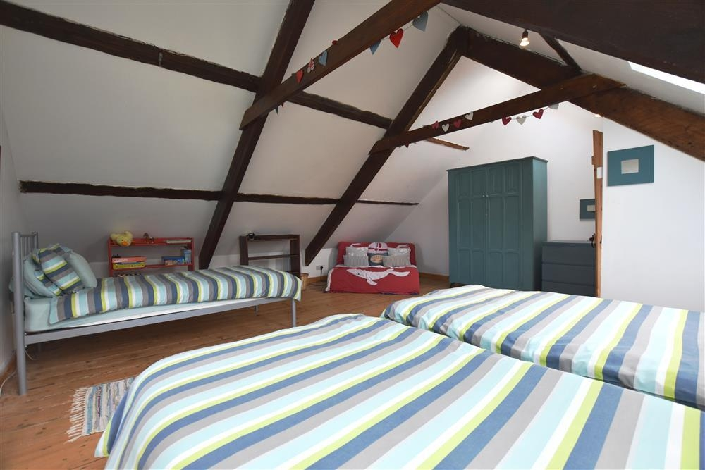 Holiday Cottage In Pembrokeshire At Three Storey House