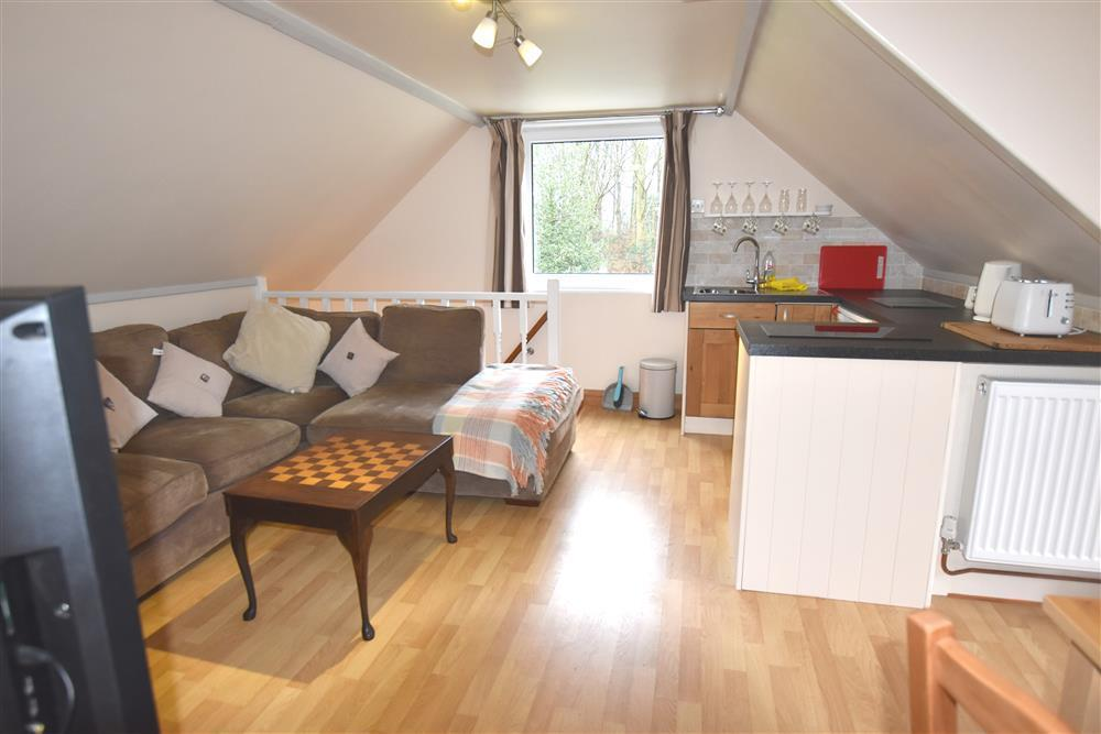 Comfortable apartment in the Brecon Beacons National Park - Sleeps 2 - Ref 2204