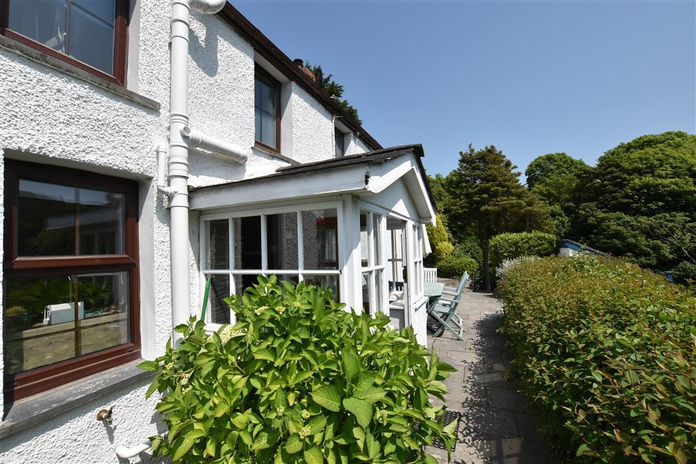 Comfortable cottage with annexe near the beach in Cardigan Bay - Sleeps 8 - Ref 2243