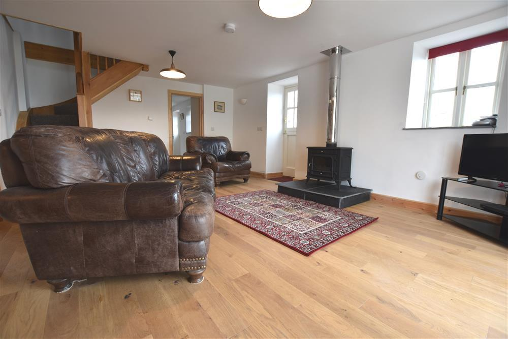 Photograph of 2237-1-Sitting room at Cartws (2)