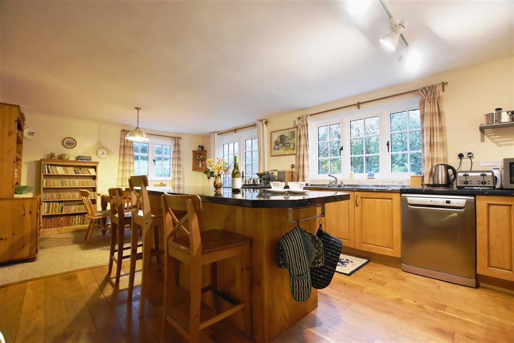 Photograph of 2251-1-Kitchen and dining room (1)