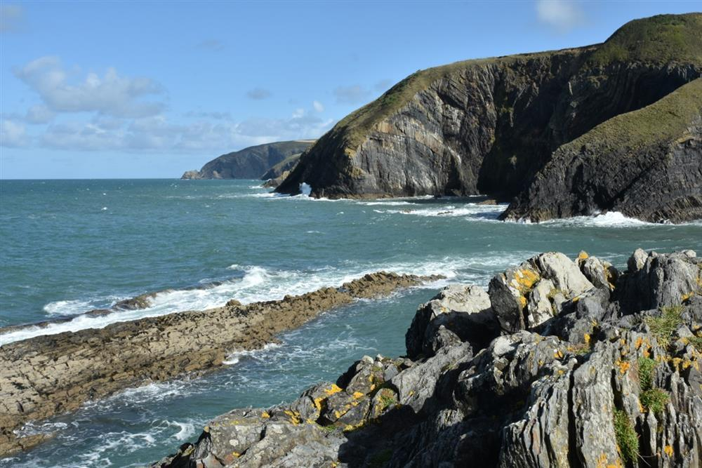 Photograph of 2029-9-Pembrokeshire Coast