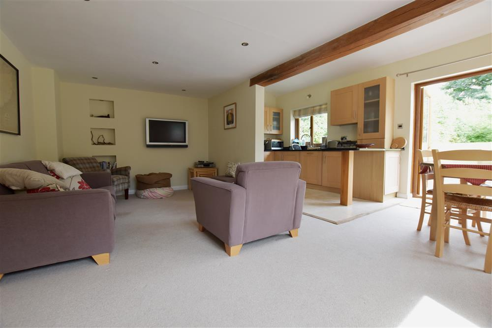 Photograph of 01 open plan Brynawelon Newport (1)