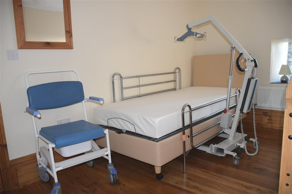 02-Hospital Bed with Hoist-883