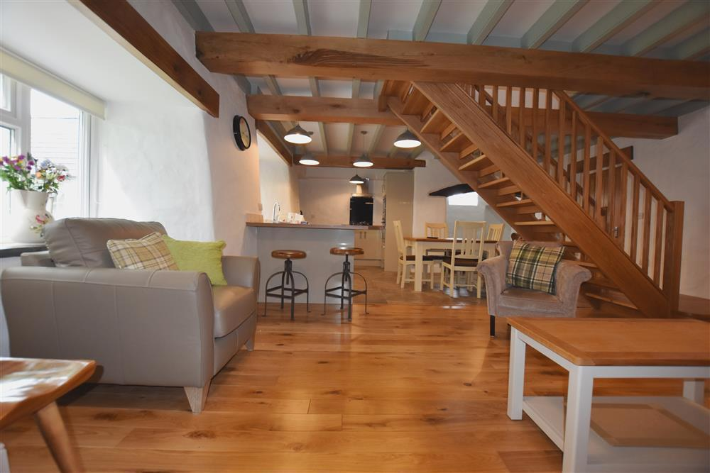Stylish and contemporary coastal cottage St Davids's - Sleeps 4 - Ref 2191