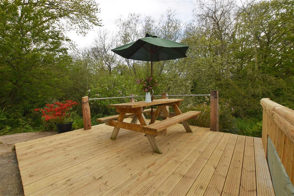 Photograph of 07 Decking by stream 2257 (1)