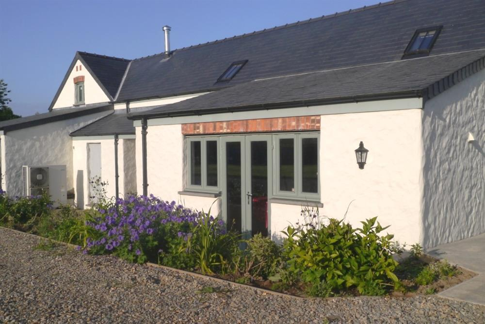 Converted Barn with rural views at Penpistyll Farm  Sleeps: 4  Property Ref: 2105