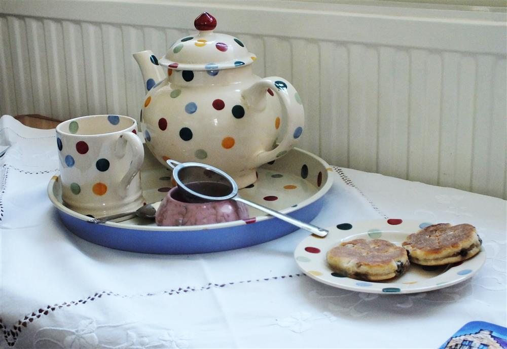 Photograph of 2046-6-welcome tea