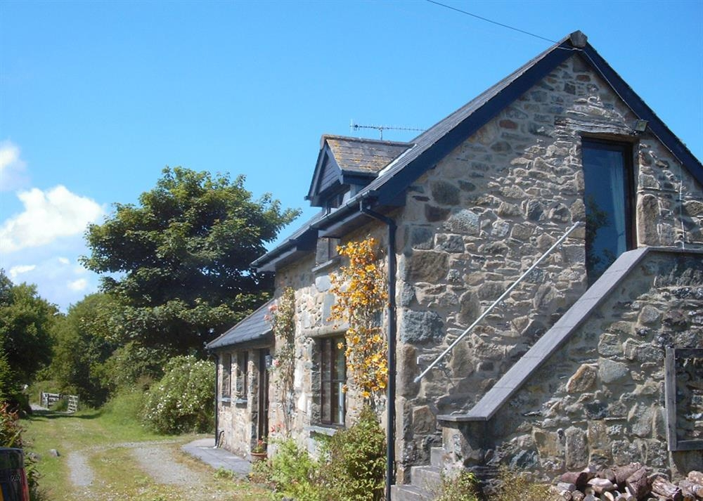 Cottage near Cilgwyn - Newport - Sleeps 2 - Ref 2218
