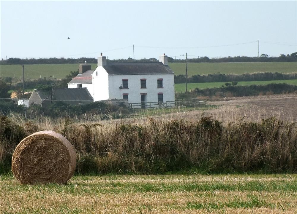 Large farmhouse - St Davids - Sleeps 8 - Ref 2143