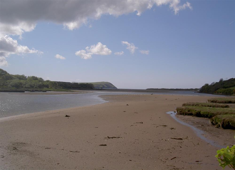 Photograph of 2100-9-Newport-estuary
