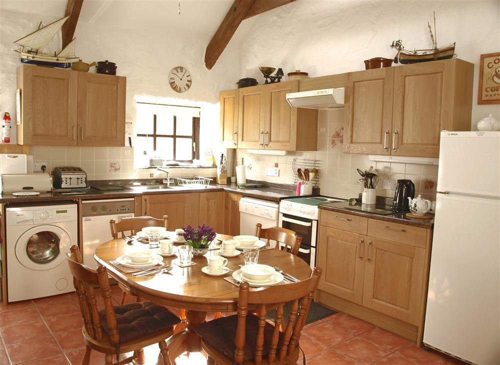 Photograph of 02-Pembrokeshire Cottage Kitchen-826 (2)