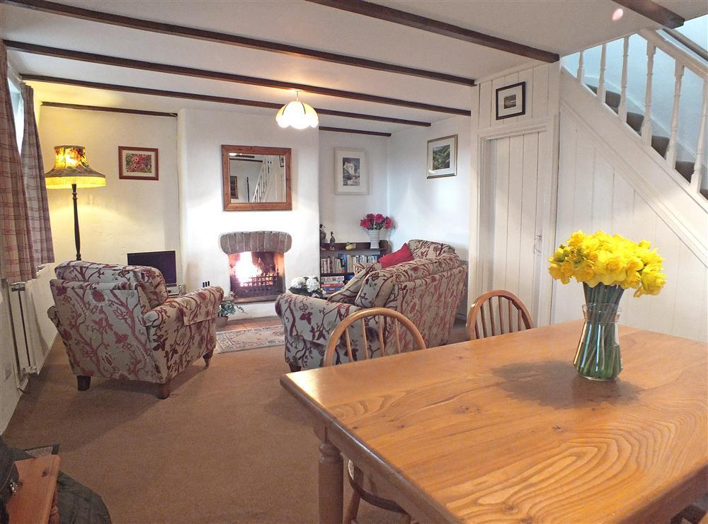 Cottage near a pub and Abermawr beach - Sleeps 4 - Ref 289