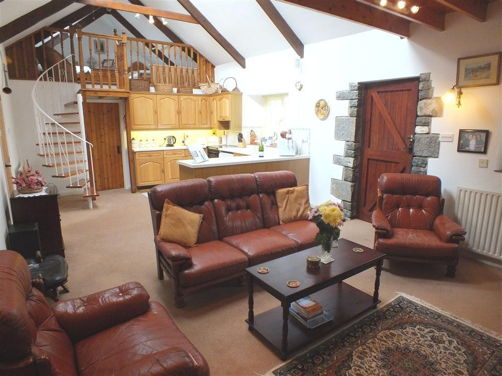 Cottage near Solva and St Davids - Sleeps 6 - Ref 2131