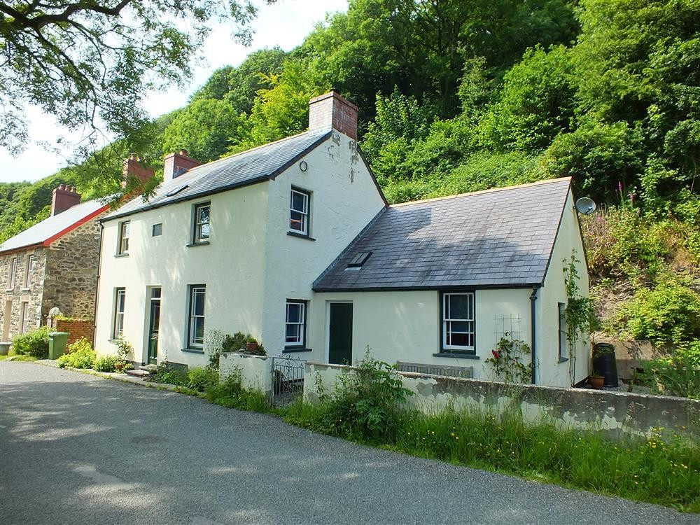 Cottage in the Gwaun Valley, Pembrokeshire