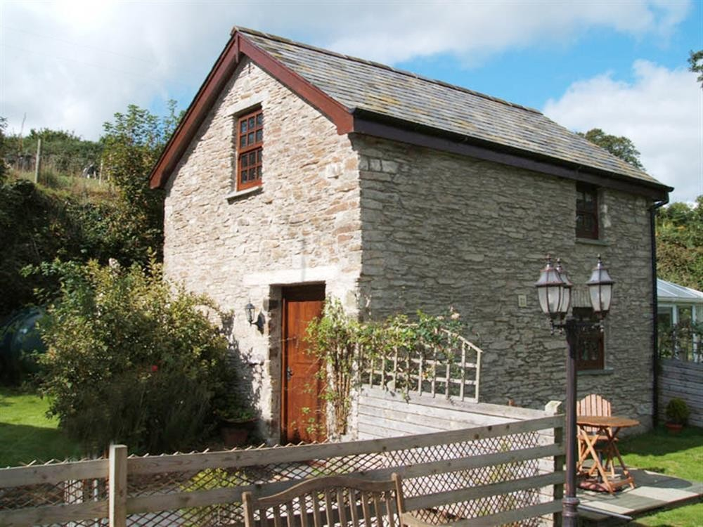 Cottage for two in Carmarthenshire