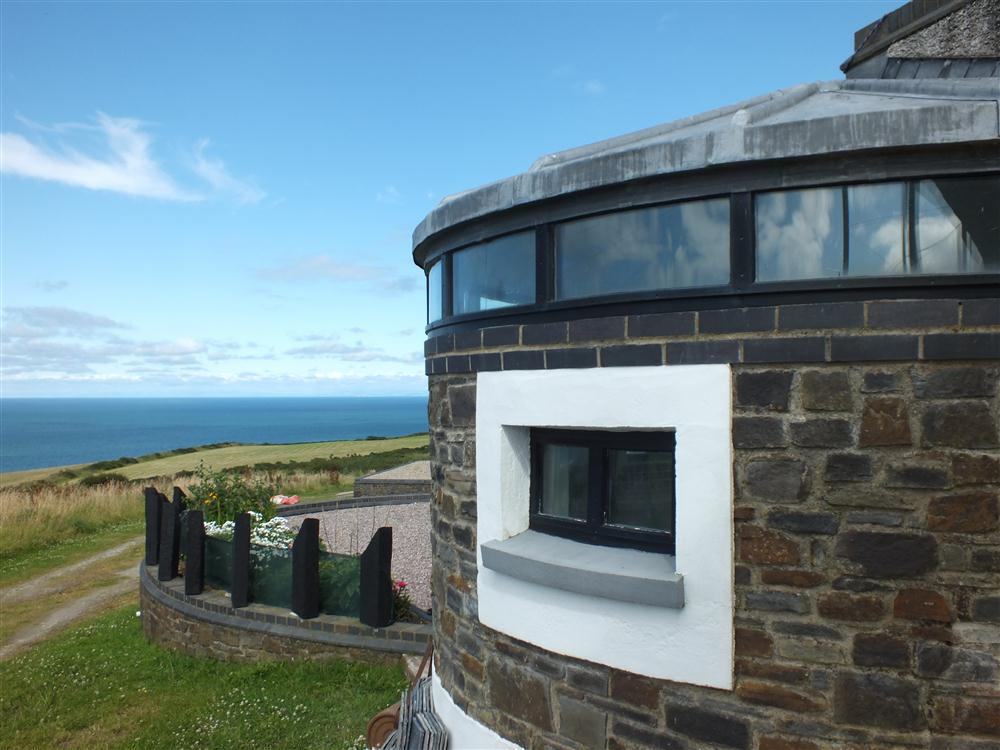 The Lookout - Nantmawr Farm - near Mwnt - Sleeps 2 - Ref 2065