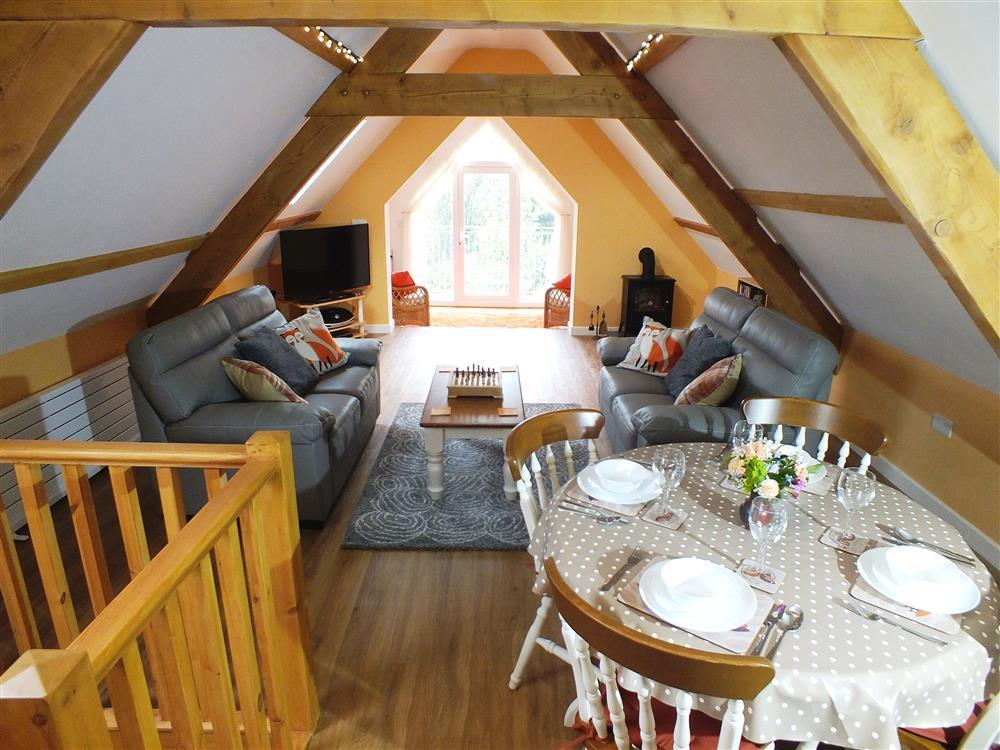 2174-1-Open plan living and dining room