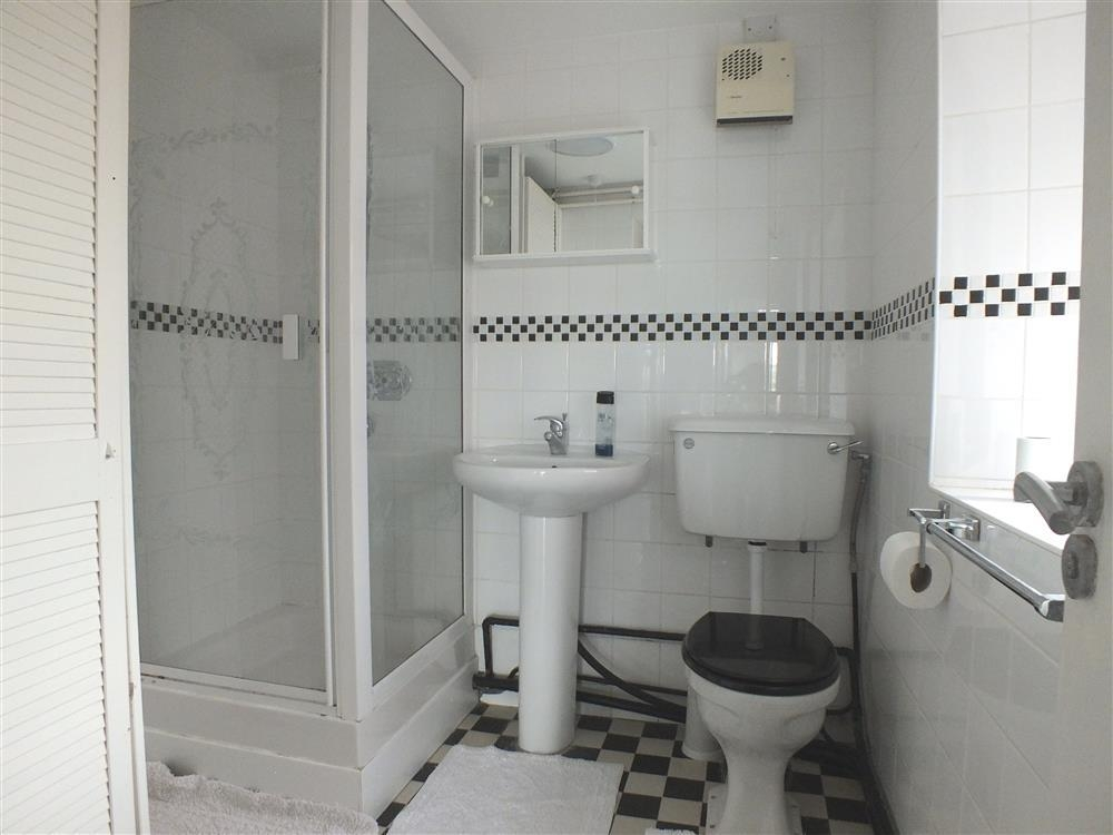 Photograph of 234-7-downstairs shower room