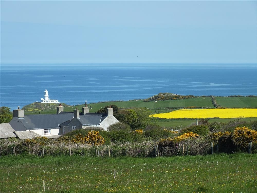 Farmhouse at Strumble Head