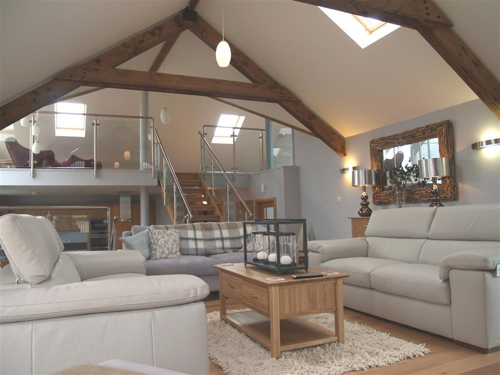 Stylish House with sea view - Broad Haven - Sleeps 8 - Ref 2038