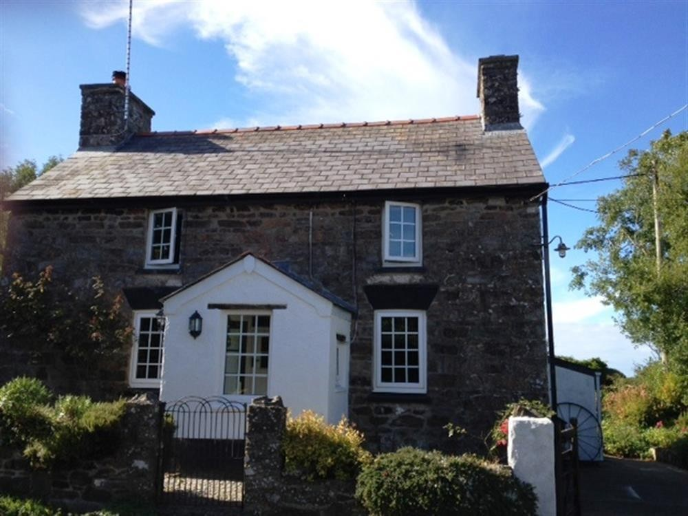 Holiday Cottage Moylegrove