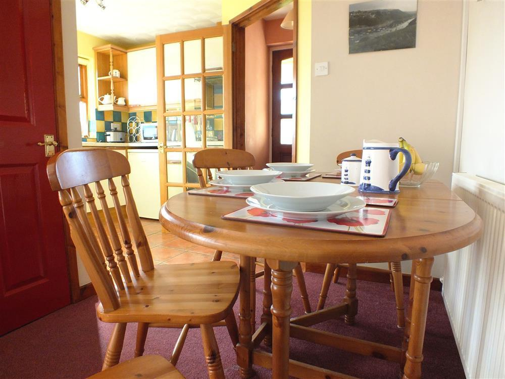 Photograph of 2144-1-Lan y Mor Solva dining room