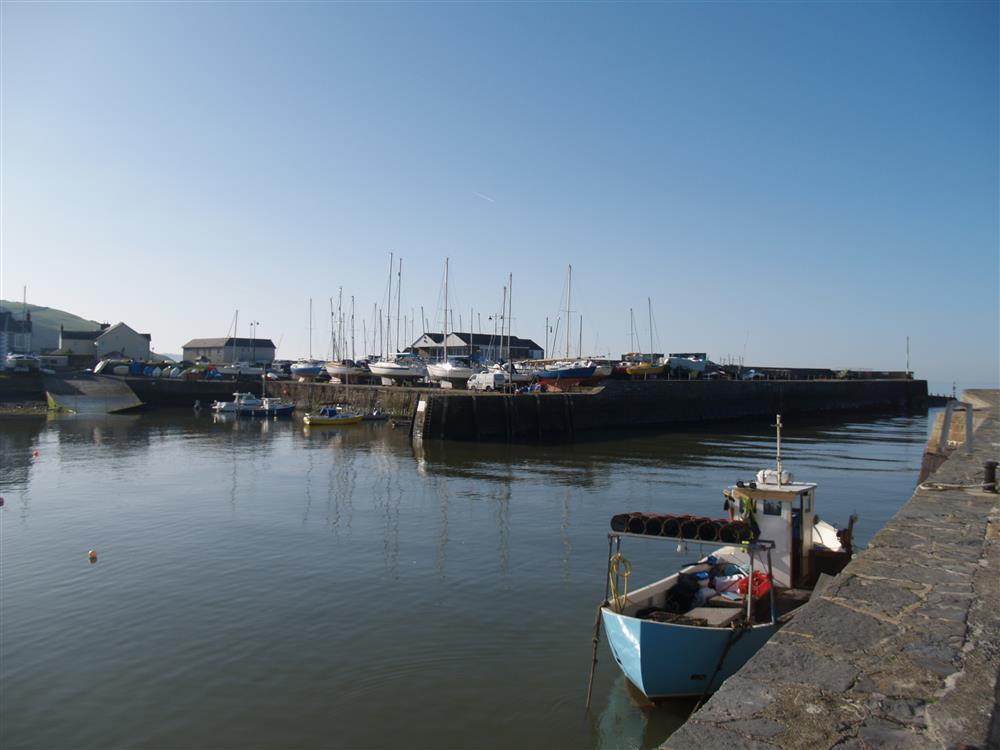 Photograph of Aberaeron 12.02.08 AT (1)