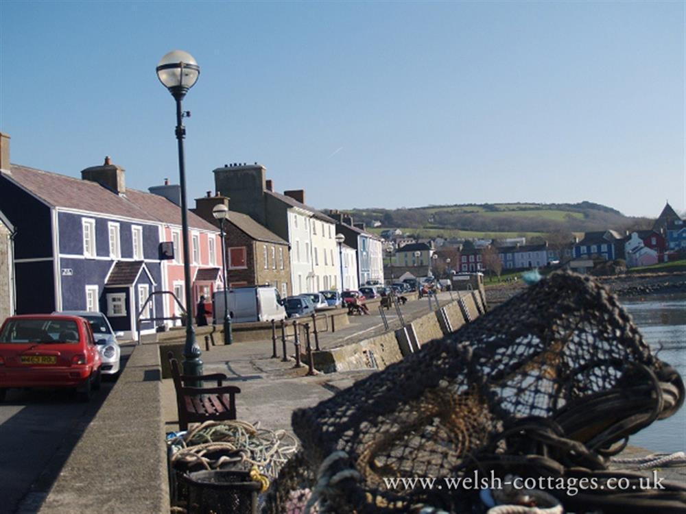 Photograph of Aberaeron 12.02.08 AT (9)