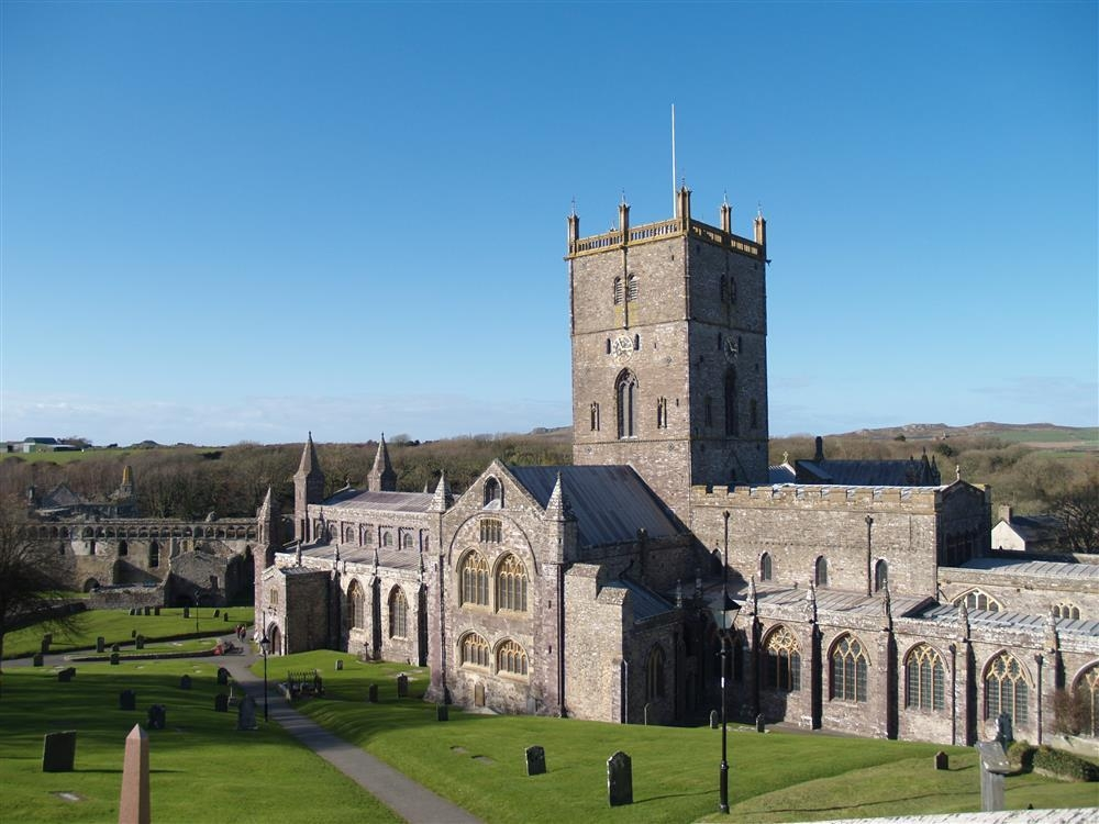 Photograph of 2227-9-St Davids Cathedral