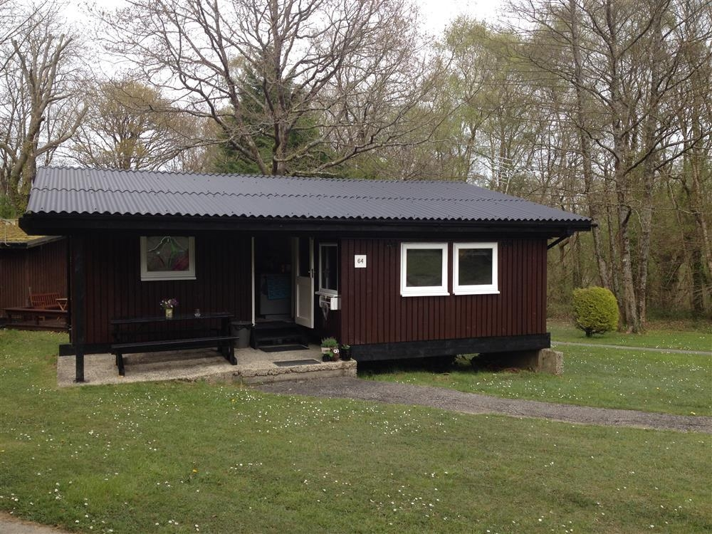 Swiss style wooden chalet - Cenarth & Abercych - Sleeps 6 - Ref 2230