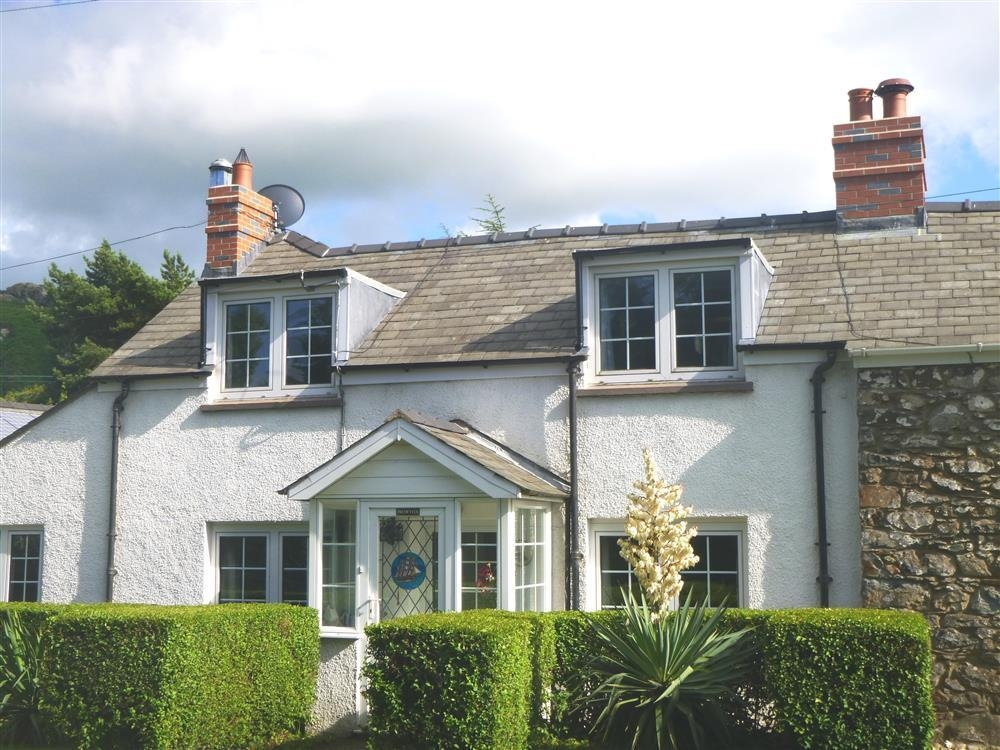 Stone Cottage - Dinas - near Newport - Sleeps 6 - Ref 358