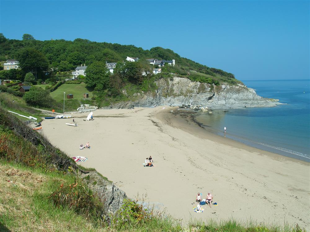 2070-1-Aberporth Beach Cardigan Bay