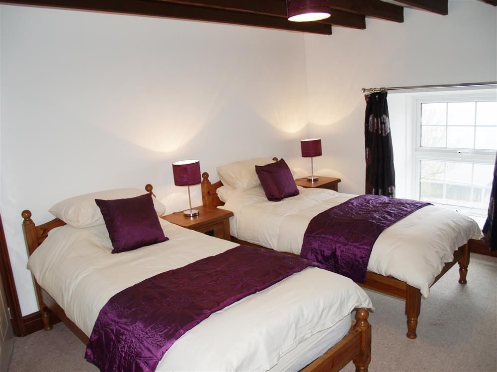 Photograph of 05 Twin Bedroom near Haverfordwest 593 (1)