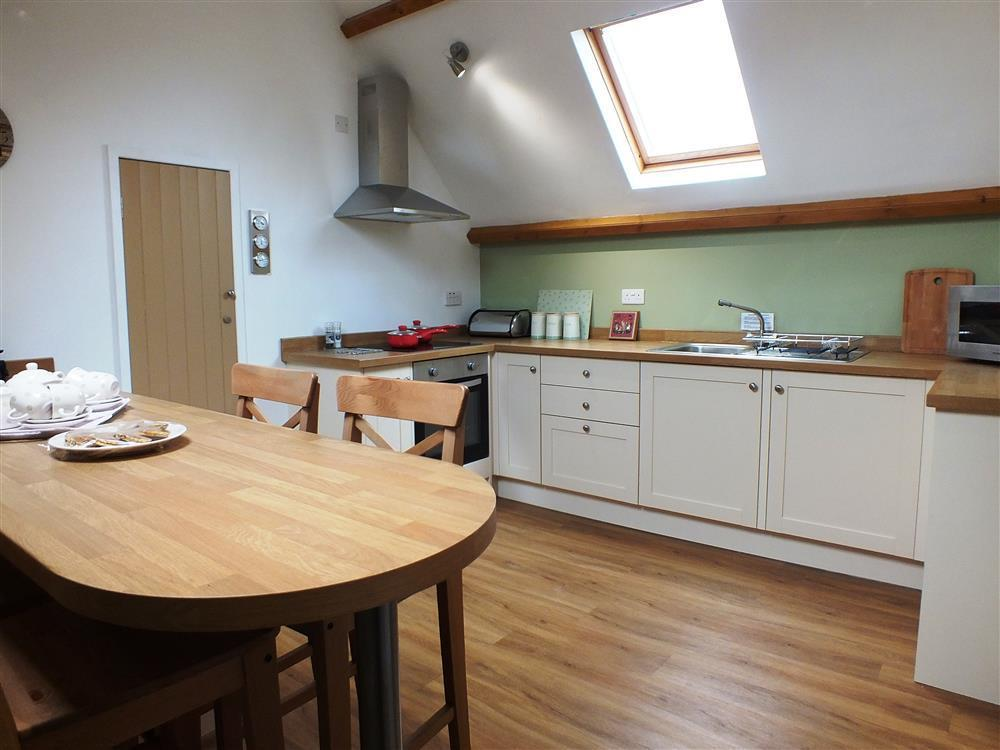 Photograph of 03 Kitchen New Quay Cottage 2174 (1)