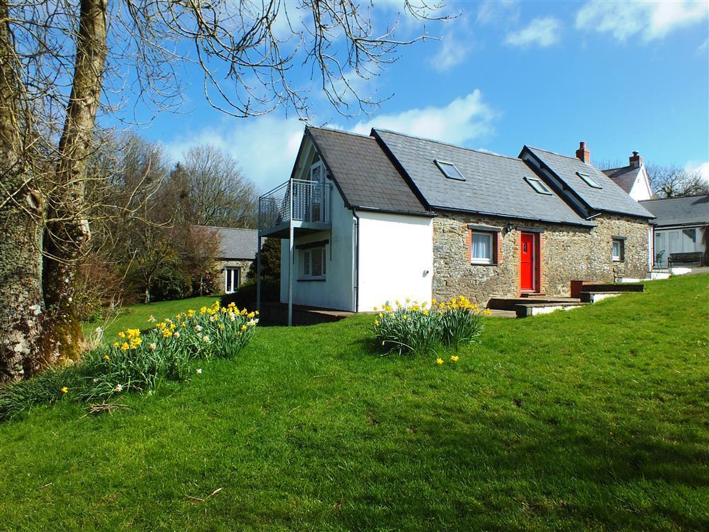 Photograph of 07 Gardens New Quay Cottage 2174 (1)