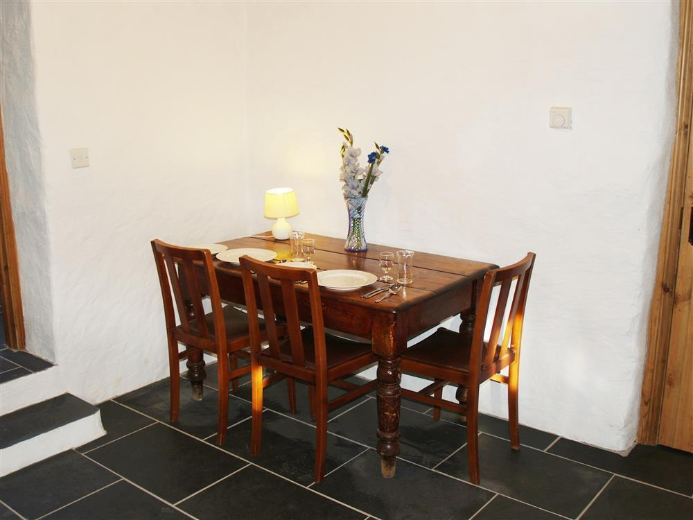 Photograph of 04 Strumble Head Cottage Dining Table 538