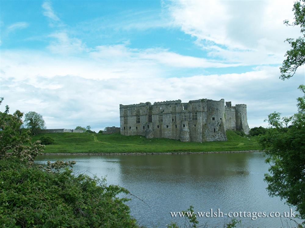 09 Carew Castle 2193