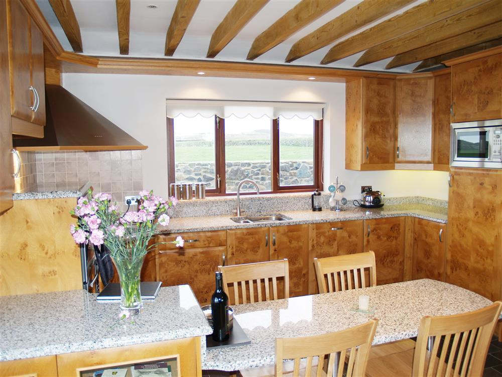 Photograph of 03-Fishguard Bay Cottage Kitchen-933 (2)