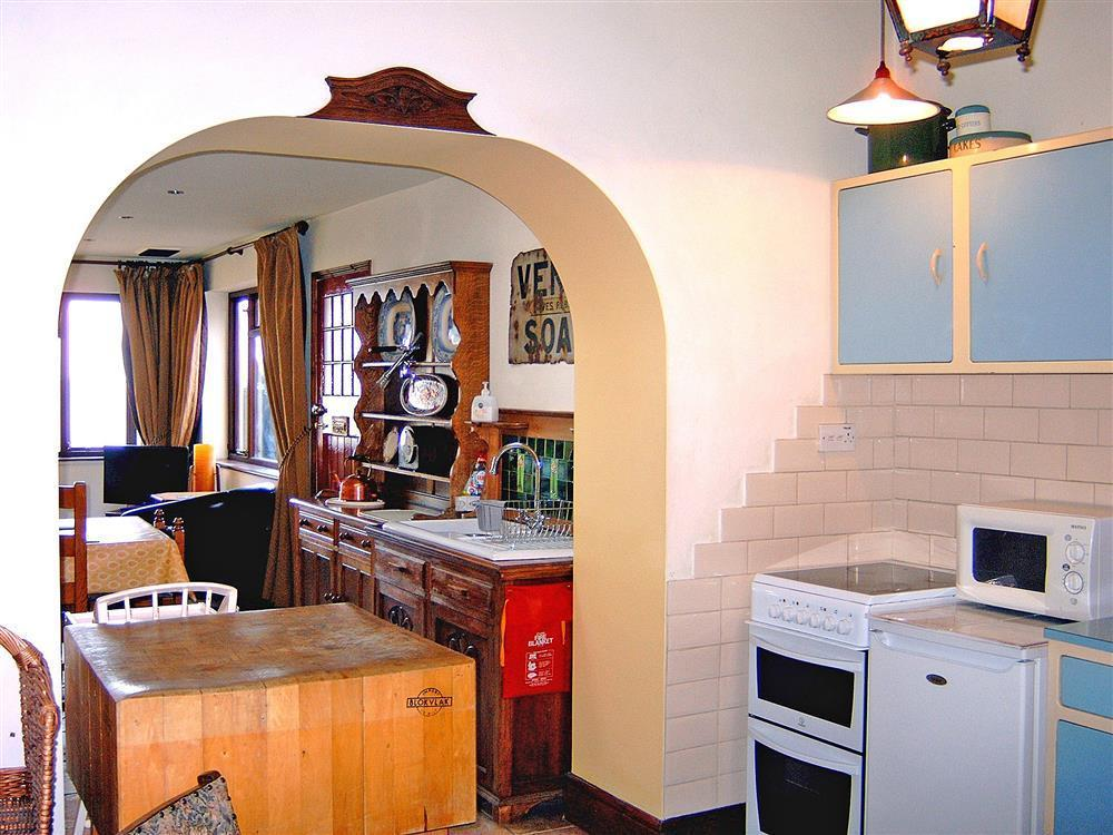 577-02 Quirky Kitchen in Borth (3)