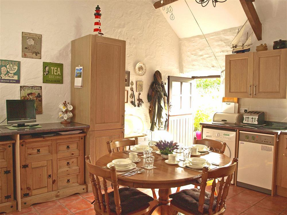Photograph of 02-Pembrokeshire Cottage Kitchen-826 (1)