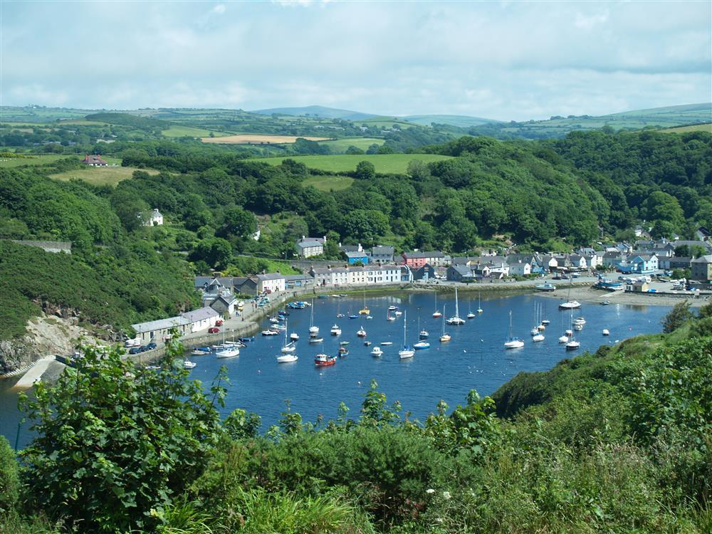 539-09-Local Area-Lower Town Fishguard(1)